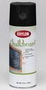 Krylon 0807 Chalkboard Spray Paint - Black 12Oz