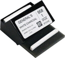 General Pencil 958 White Compresed Charcoal - 12Ct