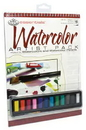 Royal Brush RD508 Royal Artist Pack - 9X12 Watercolor Cake Pack