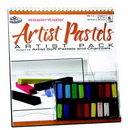 Royal Brush RD509 Royal Artist Pack - 9X12 Soft Pastel Pack