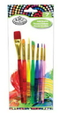 Royal Brush RTN137 Royal Variety Paint Brush Set - 7Pc