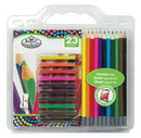 Royal Brush RTN141 Royal Drawing Set - 23 Pieces