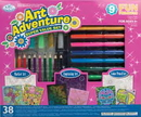 Royal Brush AVS110 Royal Super Value Art Adventure Set - Pink