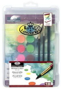 Royal Brush RSET-ART3408 Royal Essentials Mini Watercolor Cake Art Set