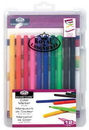 Royal Brush RSET-ART3411 Royal Essentials Mini Color Marker Art Set