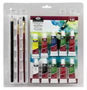 Royal Brush RART20053T Royal Watercolor Paint Set - 15Pc
