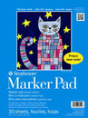 Strathmore 27-012-1 Kids Marker Pad - 9X12