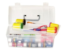 Artbin Essentials 2-Level Storage With Tray
