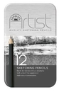 Fantasia 60/302FSC Premium Drawing/Sketch Pencils - 12pc