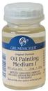 Grumbacher 575-2 Oil Painting Medium 1 Matte Finish -2Oz