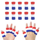 TOPTIE Finger Sleeves Cotton Finger Braces for Relieving Pain