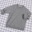 TopTie Toddler Cotton Sweater Pullover For Baby Boys Girls