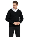 TOPTIE Men's Sweaters Casual Knitted Winter Pullover Tops