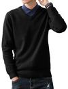 Wholesale TOPTIE Men's Sweaters Casual Knitted Winter Pullover Tops