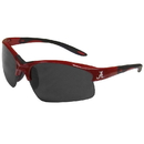Siskiyou Buckle 2CGA13 Alabama Crimson Tide Blade Sunglasses