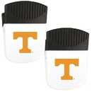 Siskiyou Buckle Tennessee Volunteers Chip Clip Magnet with Bottle Opener, 2 pack, 2CPMC25