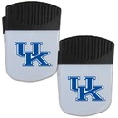 Siskiyou Buckle Kentucky Wildcats Chip Clip Magnet with Bottle Opener, 2 pack, 2CPMC35