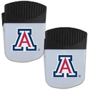 Siskiyou Buckle Arizona Wildcats Chip Clip Magnet with Bottle Opener, 2 pack, 2CPMC54