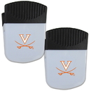 Siskiyou Buckle Virginia Cavaliers Chip Clip Magnet with Bottle Opener, 2 pack, 2CPMC78