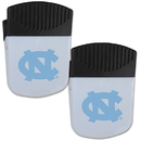 Siskiyou Buckle N. Carolina Tar Heels Chip Clip Magnet with Bottle Opener, 2 pack, 2CPMC9