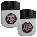 Siskiyou Buckle Texas A & M Aggies Clip Magnet with Bottle Opener, 2 pack, 2CRMC26