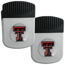 Siskiyou Buckle Texas Tech Raiders Clip Magnet with Bottle Opener, 2 pack, 2CRMC30