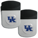 Siskiyou Buckle Kentucky Wildcats Clip Magnet with Bottle Opener, 2 pack, 2CRMC35
