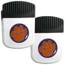 Siskiyou Buckle Clemson Tigers Clip Magnet with Bottle Opener, 2 pack, 2CRMC69