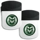 Siskiyou Buckle Colorado St. Rams Clip Magnet with Bottle Opener, 2 pack, 2CRMC76