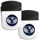 Siskiyou Buckle BYU Cougars Clip Magnet with Bottle Opener, 2 pack, 2CRMC86