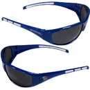 Siskiyou Buckle 2CSG21 Kansas Jayhawks Wrap Sunglasses