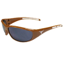 Siskiyou Buckle 2CSG22 Texas Longhorns Wrap Sunglasses