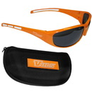 Siskiyou Buckle 2CSG25CH Tennessee Volunteers Wrap Sunglass and Case Set