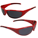 Siskiyou Buckle 2CSG30 Texas Tech Raiders Wrap Sunglasses