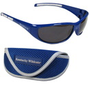 Siskiyou Buckle 2CSG35CS Kentucky Wildcats Wrap Sunglass and Case Set