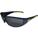 Siskiyou Buckle 2CSG36 Michigan Wolverines Wrap Sunglasses