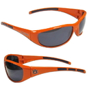 Siskiyou Buckle 2CSG42 Auburn Tigers Wrap Sunglasses