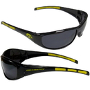 Siskiyou Buckle 2CSG52 Iowa Hawkeyes Wrap Sunglasses