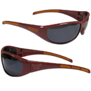 Siskiyou Buckle 2CSG61 Virginia Tech Hokies Wrap Sunglasses