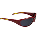 Siskiyou Buckle 2CSG68 Arizona St. Sun Devils Wrap Sunglasses