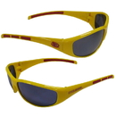 Siskiyou Buckle 2CSG83 Iowa St. Cyclones Wrap Sunglasses