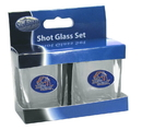 Siskiyou Buckle 2CSQS73 Boise St. Broncos Shot Glass Set