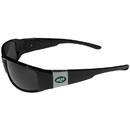 Siskiyou Buckle New York Jets Chrome Wrap Sunglasses, 2FCP100