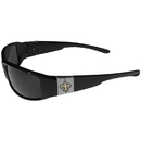 Siskiyou Buckle New Orleans Saints Chrome Wrap Sunglasses, 2FCP150
