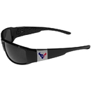 Siskiyou Buckle Houston Texans Chrome Wrap Sunglasses, 2FCP190
