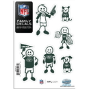 Siskiyou Buckle 2FFSD100 New York Jets Family Decal Set Small
