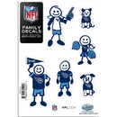 Siskiyou Buckle 2FFSD185 Tennessee Titans Family Decal Set Small