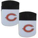 Siskiyou Buckle Chicago Bears Chip Clip Magnet with Bottle Opener, 2 pack, 2FPMC005