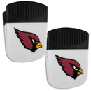 Siskiyou Buckle Arizona Cardinals Chip Clip Magnet with Bottle Opener, 2 pack, 2FPMC035