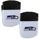 Siskiyou Buckle Seattle Seahawks Chip Clip Magnet with Bottle Opener, 2 pack, 2FPMC155